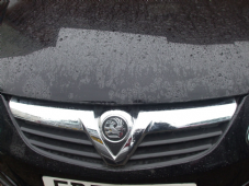 VAUXHALL CORSA D  CHROME GRILL  INC BADGE  USED   2007 - 2011